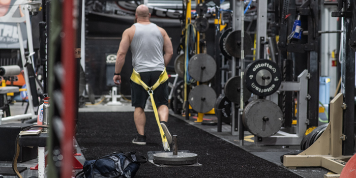Endless Sled Dragging Variations That Will Dramatically Improve Your Performance