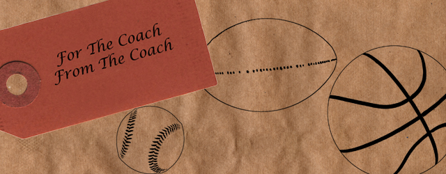 By the Coach for the Coach: The Trip