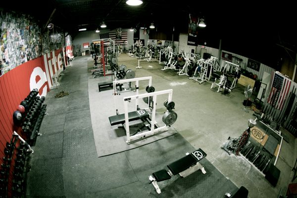Gymnasium business plan