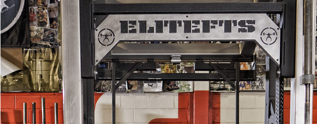 Video: Box Squats & Banded Deadlifts @ The EliteFTS Compound
