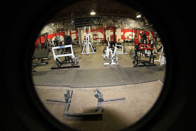 Top Five Ways to a Kick Ass Garage Gym