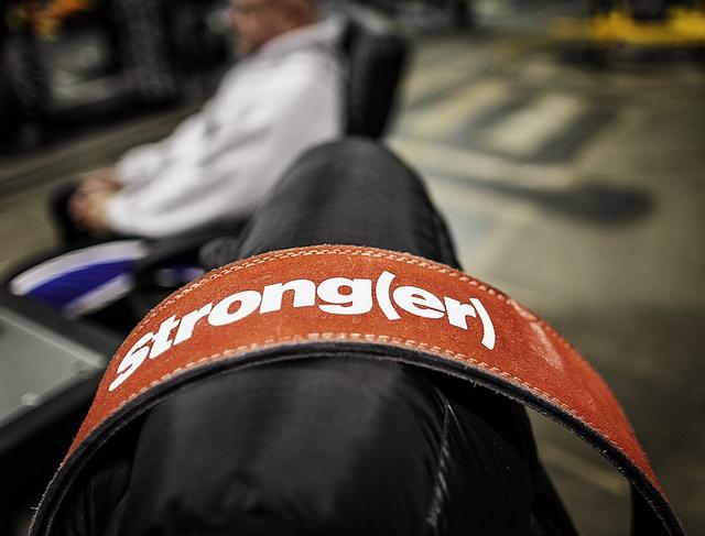 strongerbelt