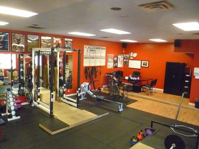Stittsville gym