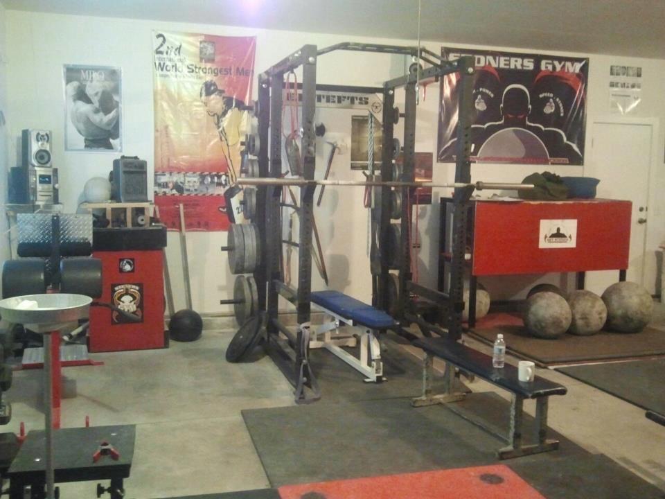 Garage gym banners garage gym ghd