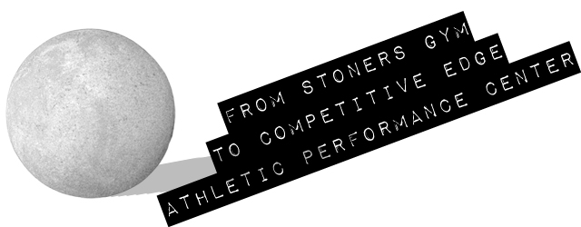 From Stoners Gym To Competitive Edge Athletic Performance Center: The First 24 Hours and a Nice PR