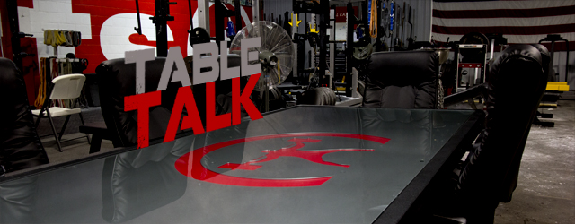 Table Talk with Dave Tate