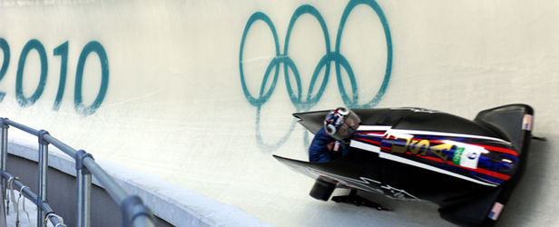 Power on Ice: Training Routines of the World's Best Bobsled and Skeleton Athletes