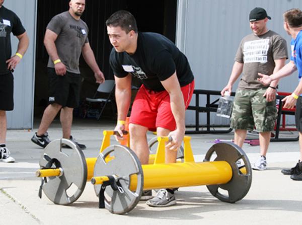 Kentucky Strong: 5/3/1 for Strongman / Elite FTS
