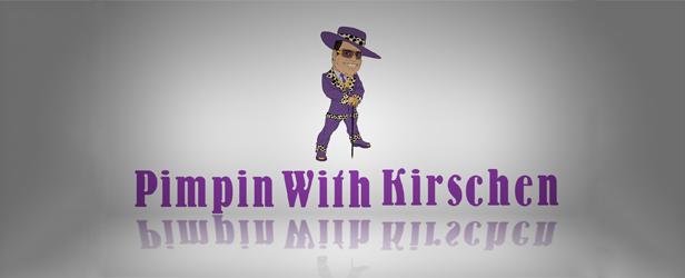Pimpin' with Kirschen