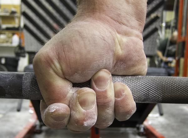 Monster Garage Gym: Hook Grip 101...It's a Love-Hate Relationship