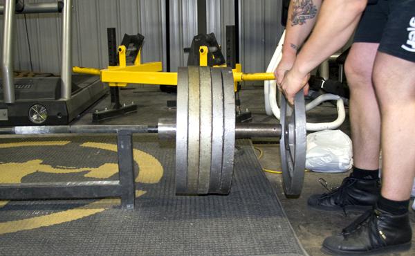 Sadistic Strength Methods: Sadiv Sets / Elite FTS