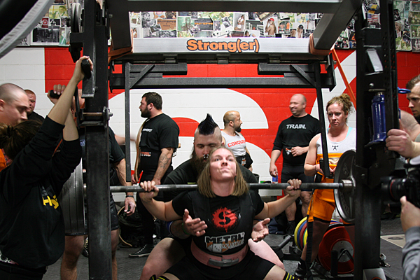 Monster garage gym the power of the team reboot elite fts