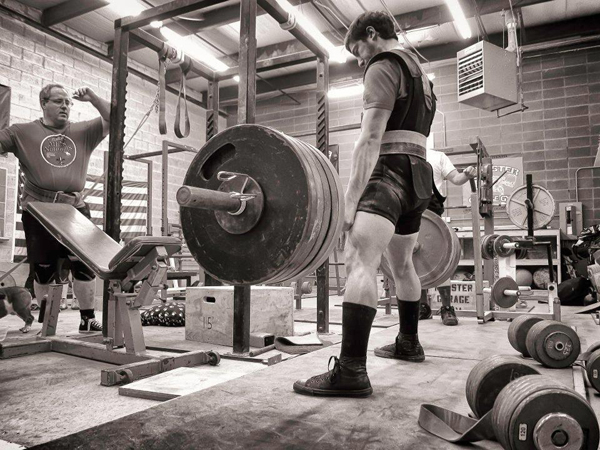 Monster garage gym to compete or not to compete that is the