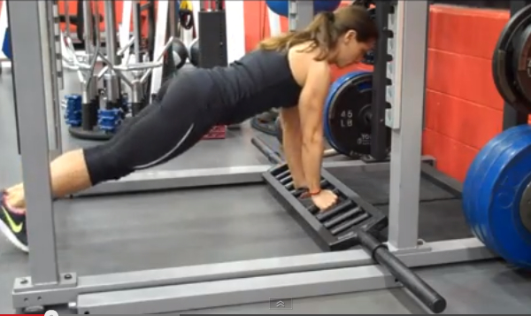 Elitefts™ Swiss Press Bar Push-Up & Bodyweight Rows