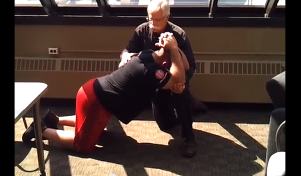 Thoracic Spine Mobility Drill