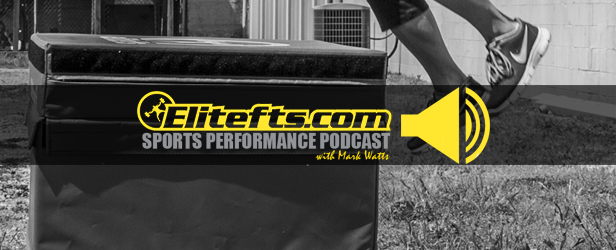 Elitefts Sports Performance Podcast Episode 1: Interview with Dan John