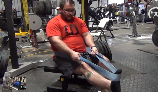 Elitefts™ Band Ankle Circuit