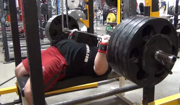 Reverse Band Board Press Drop Set with Elitefts™ Rep Boards