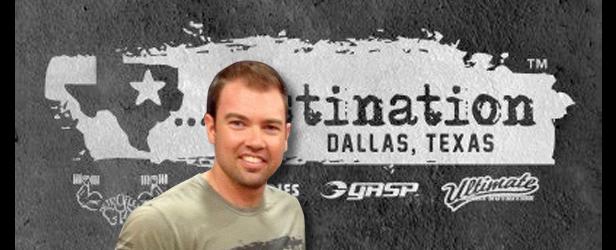 Greg McCoy Crafts Ultimate Fitness Destination
