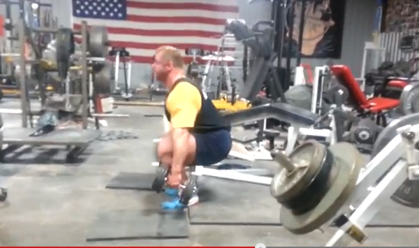 Elitefts™ Leg Extension - Dumbbell Squat Superset