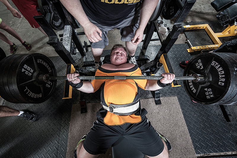 Why use a bench press shirt? [Article]