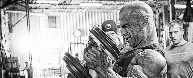 Eight Things I Learned from Dorian Yates