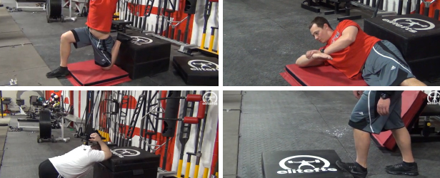 WATCH: 4 Static Stretches for Overhead Athletes