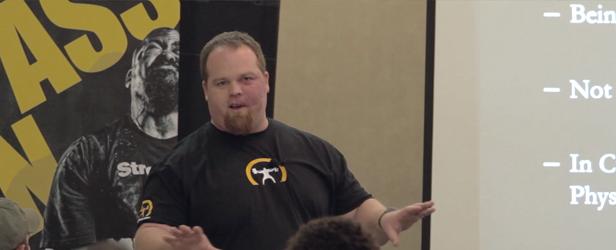 Bryan Mann Talks Velocity Based Training