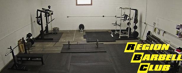 Gym Installation at Region Barbell Club