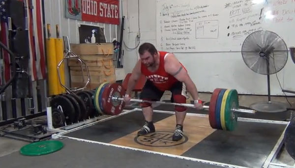Elitefts™ Olympic Lifts with Pauses