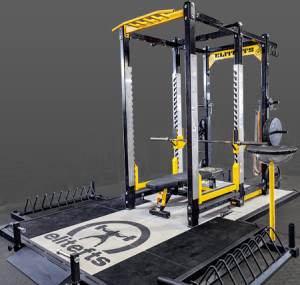elitefts signature rack