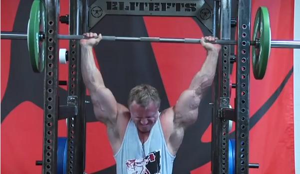 Elitefts™ Scrape-the-Rack Press & Overhead Shrug Combo