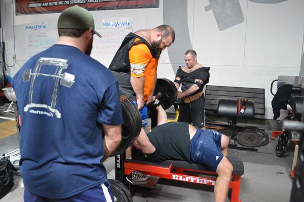david allen powerlifting not special 052014