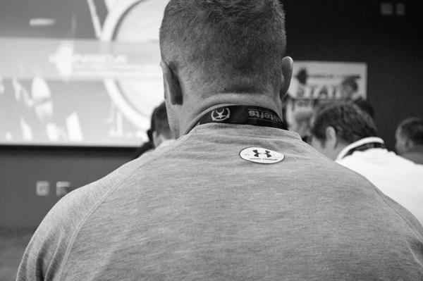 attendee elitefts NSCA tod hamer conference 062614
