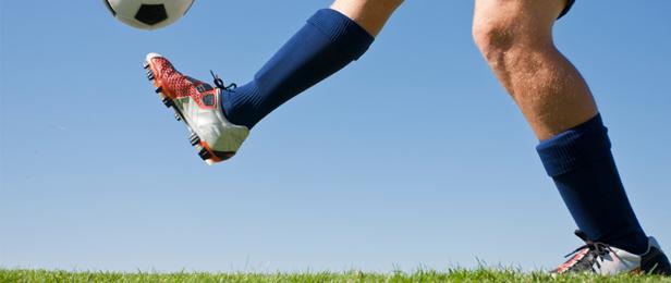Bulletproof Soccer Knees