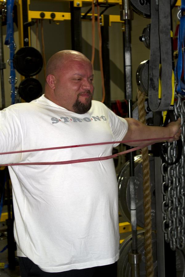 vinny pull aparts david allen bench program 061214