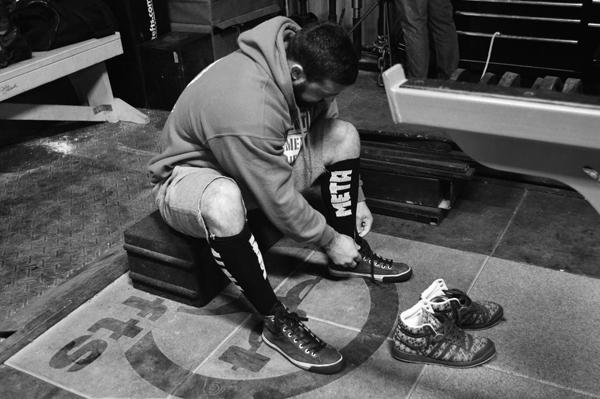 zane geeting tying shoes q&a 061614