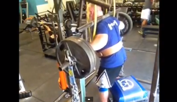 Combination of Weeks 5 & 6 training for Relentless Detroit - Squat/ Bench / Deadlift training at the UGSS