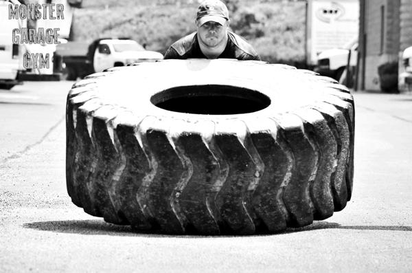 MGG tire flip mike strom 071514