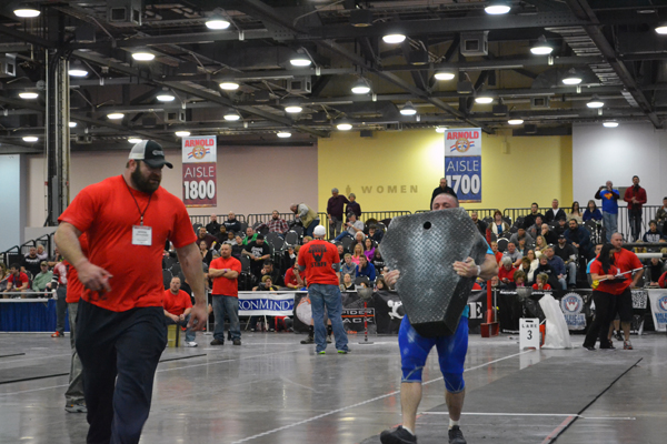 chase karnes carry strongman arnold classic 070314