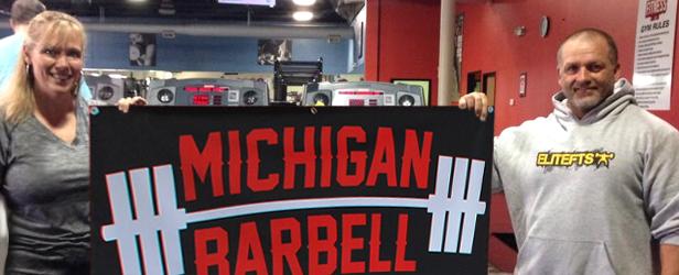 Michigan Barbell Establishes Itself as State Powerlifting Hub