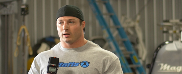 Heavy Volume Bench with Casey Williams