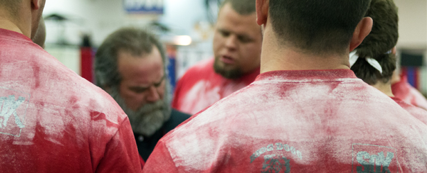 Strongman Conditioning: How to Finish at the Top