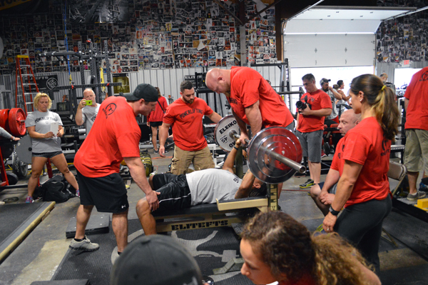 coaching weight room elitefts todd hamer train 082814