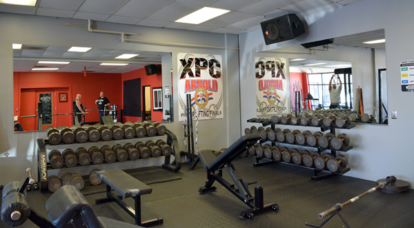 ken richardson gym VIP 080114
