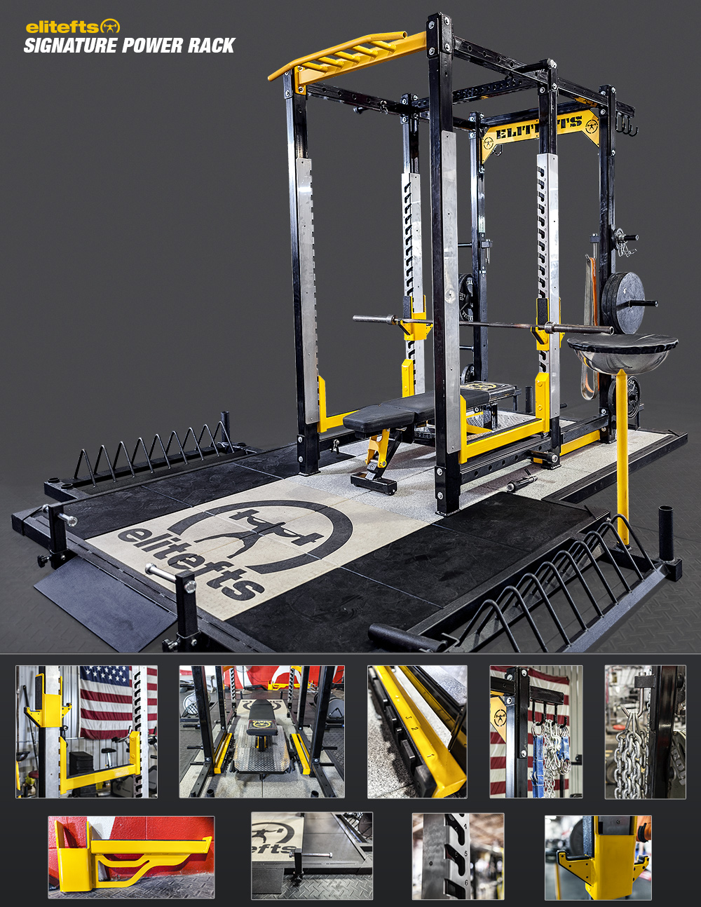 diy garage gym ideas - Client List Elite FTS