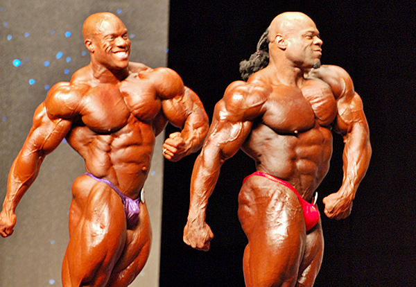 very open about Kai Greene Kai Greene Life Story