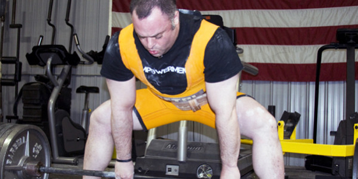 Why Do Lifters Shake the Weight Before They Deadlift?