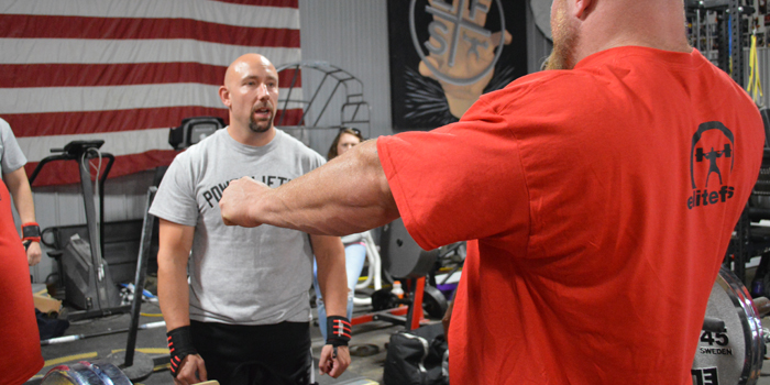 The Biggest Change In Strength Coaching