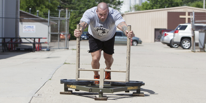 Top-55 Prowler® Workouts